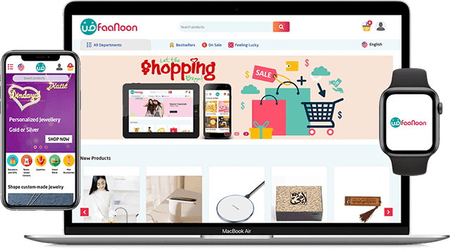 Best E-Commerce Website Development Company in Qatar